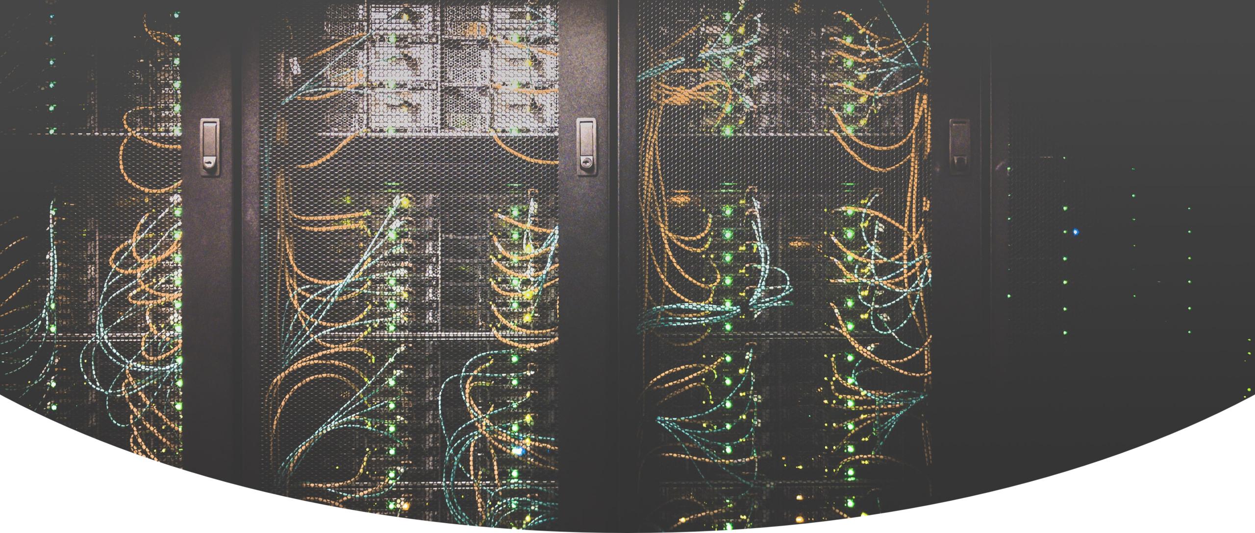 Netzwerk Schrank